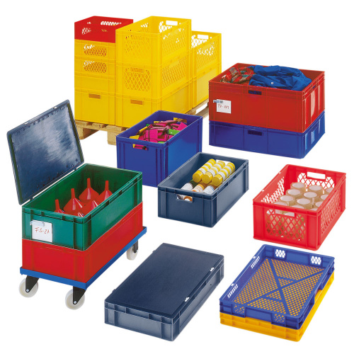 Containers & Boxes