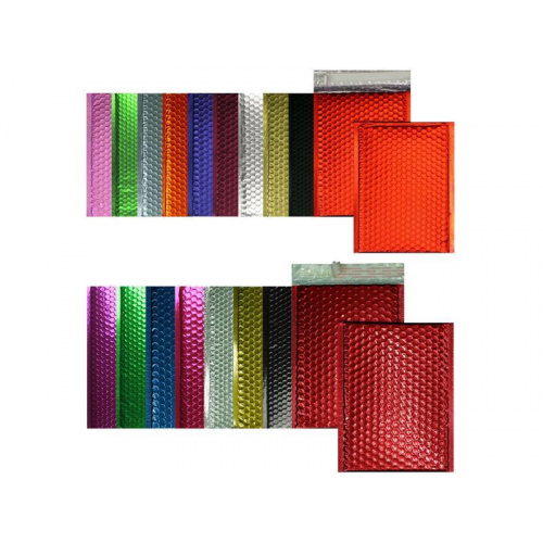 Coloured Padded Envelopes