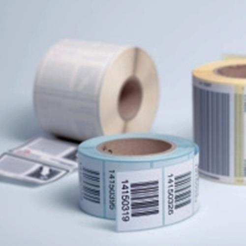 Rolled Labels For Thermal Transfer Printers