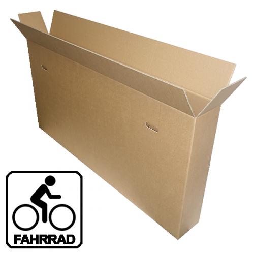 fahrradkarton 1600 x 200 x 800 mm fefco 0201 zweiwellig versandkarton f r fahrr der pro. Black Bedroom Furniture Sets. Home Design Ideas