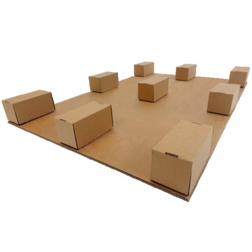 paletten aus karton 1200x800x102 mm g nstig kaufen 8 32. Black Bedroom Furniture Sets. Home Design Ideas