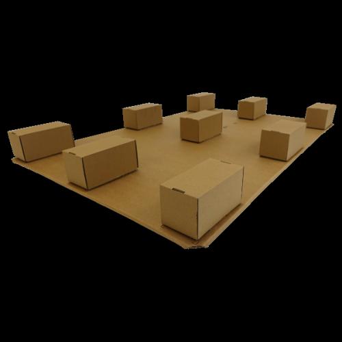 paletten aus karton mit seitenschutz 1200x800x102 mm g nstig kaufen 11 89. Black Bedroom Furniture Sets. Home Design Ideas