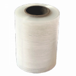 10 Rollen Mini-Stretchfolie 100 mm x 150 m transparent