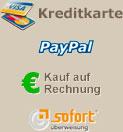 Sicher zahlen