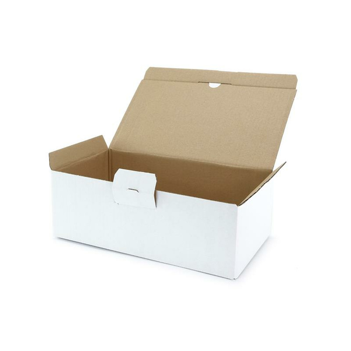 316x172x108 mm Automatic Box, White