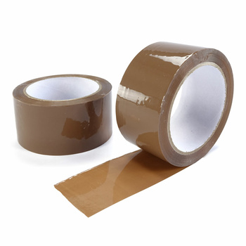 Low-Noise BOPP- Adhesive Tape Brown