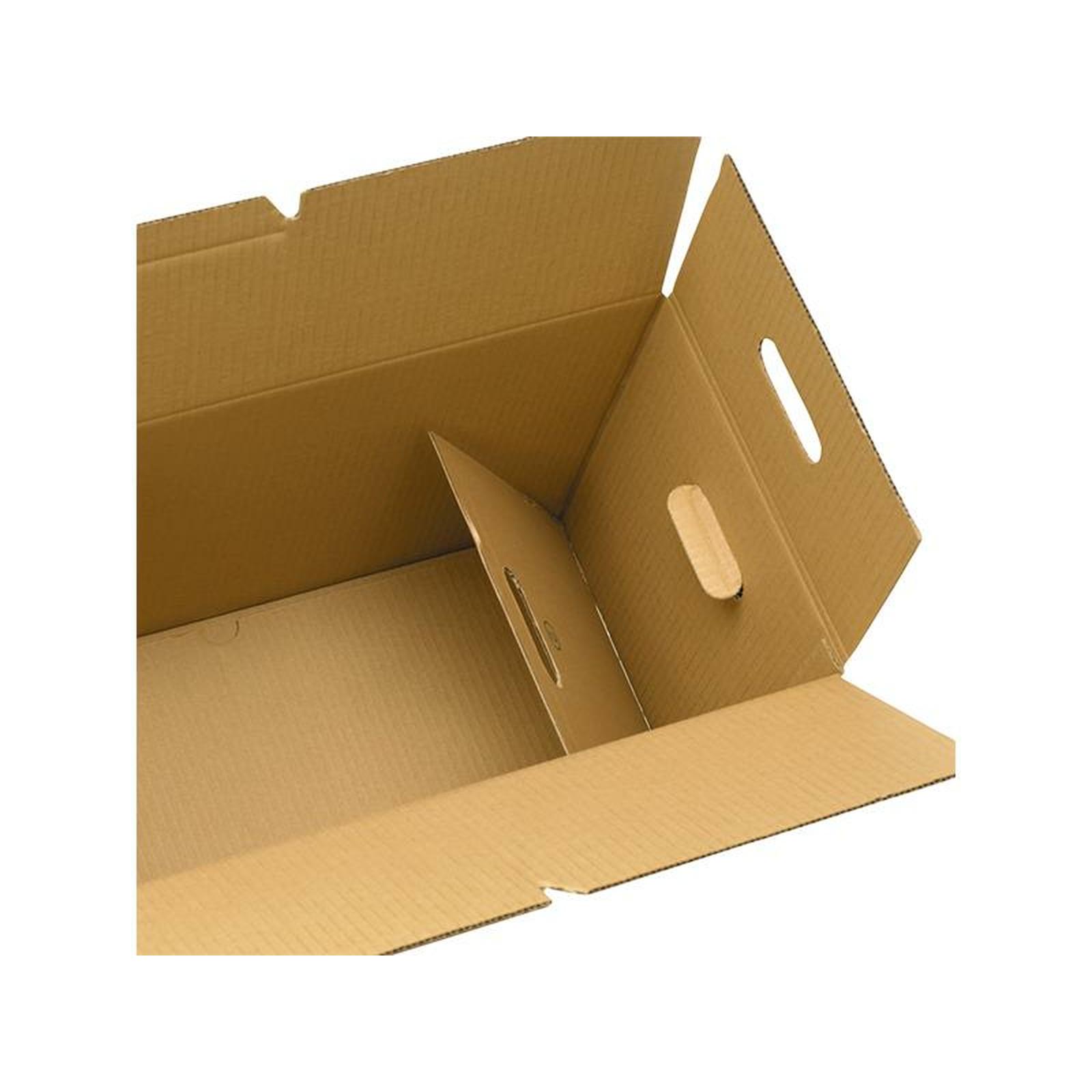 b cher transportbox 560x293x330 mm g nstig kaufen 1 95. Black Bedroom Furniture Sets. Home Design Ideas