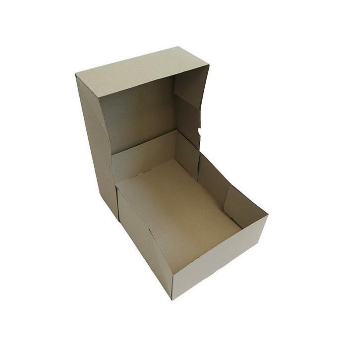 st lpdeckelkarton aus graupappe 305x215x100 mm a4 g nstig. Black Bedroom Furniture Sets. Home Design Ideas