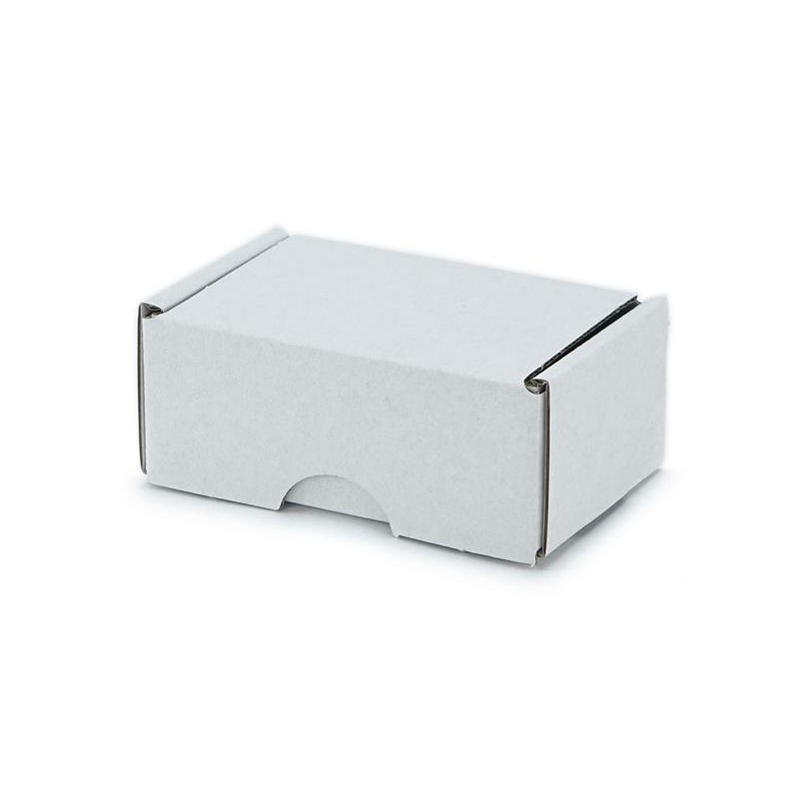 90x60x40 Mm Visitenkarten Schachtel Weiß