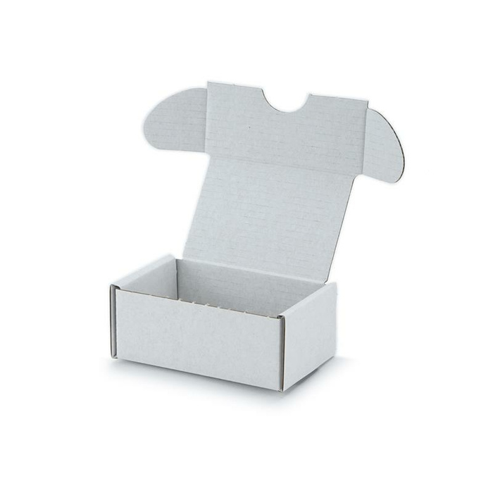 90x60x40 Mm Business Card Box White