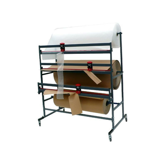 Triple Cutting Stand 125 cm Mobile