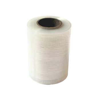 10 Rollen Mini-Stretchfolie 100 mm x 150 m transparent,...