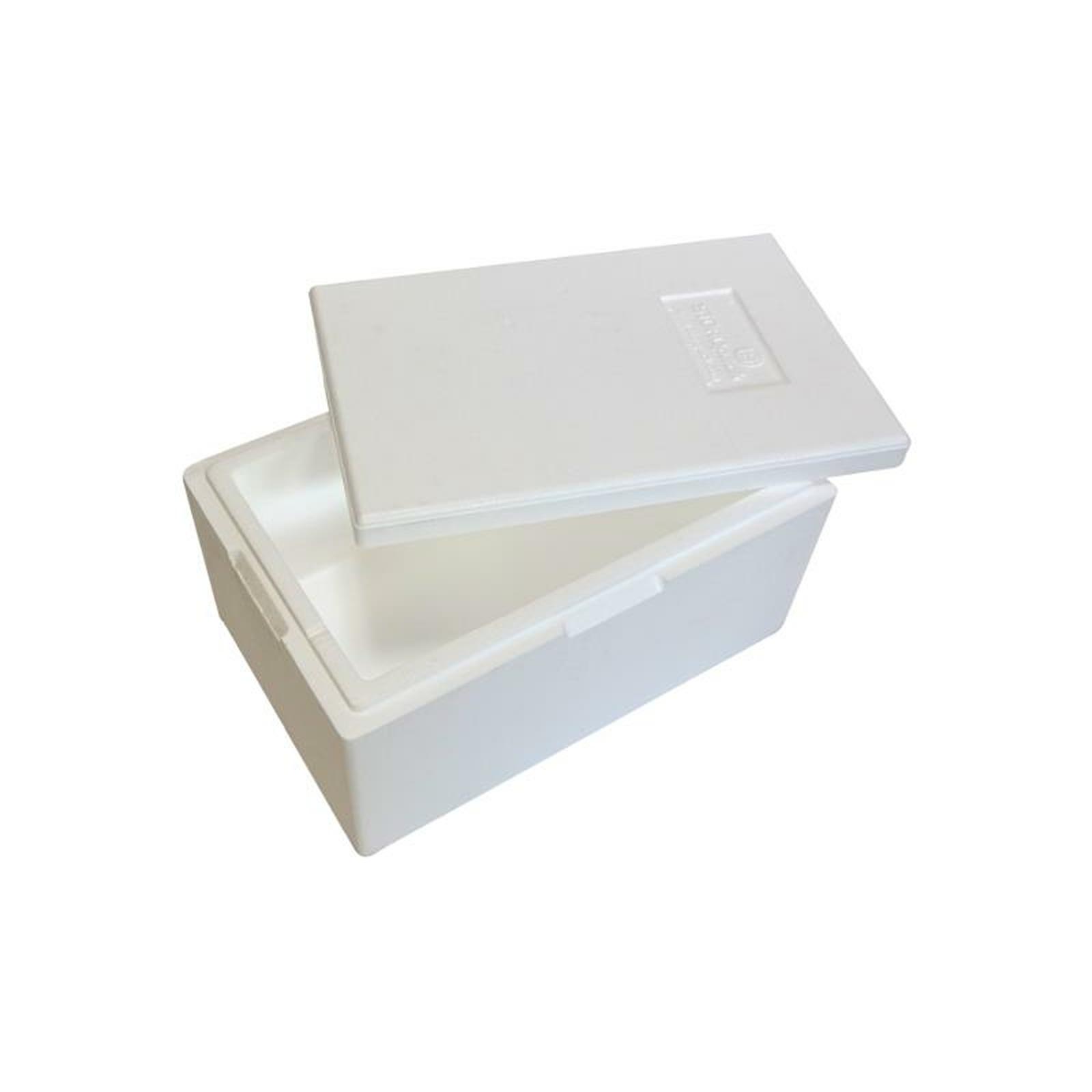 isolierboxen mit deckel aus styropor 30 liter 500x300x205 mm g nstig 9 76. Black Bedroom Furniture Sets. Home Design Ideas