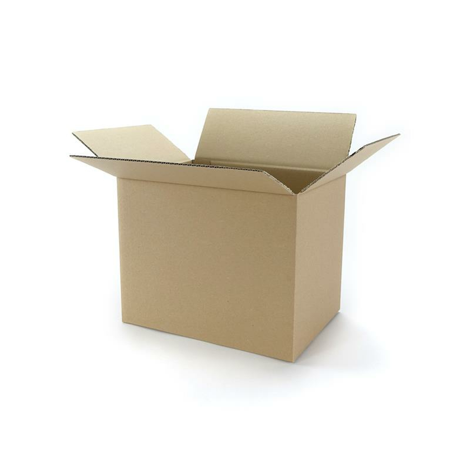 300x215x240 Mm Single Wall Cardboard Boxes At Low Cost 0 31