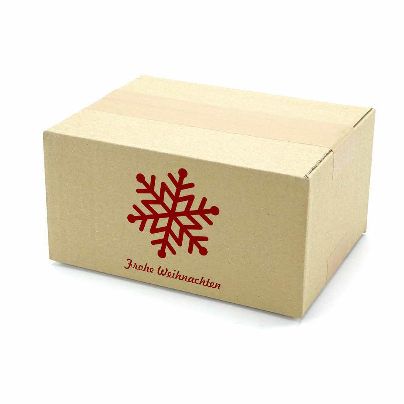einwellige kartons 200x150x100 mm mit weihnachtsmotiv. Black Bedroom Furniture Sets. Home Design Ideas