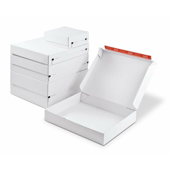 445x379x195 mm Fashion Box, White
