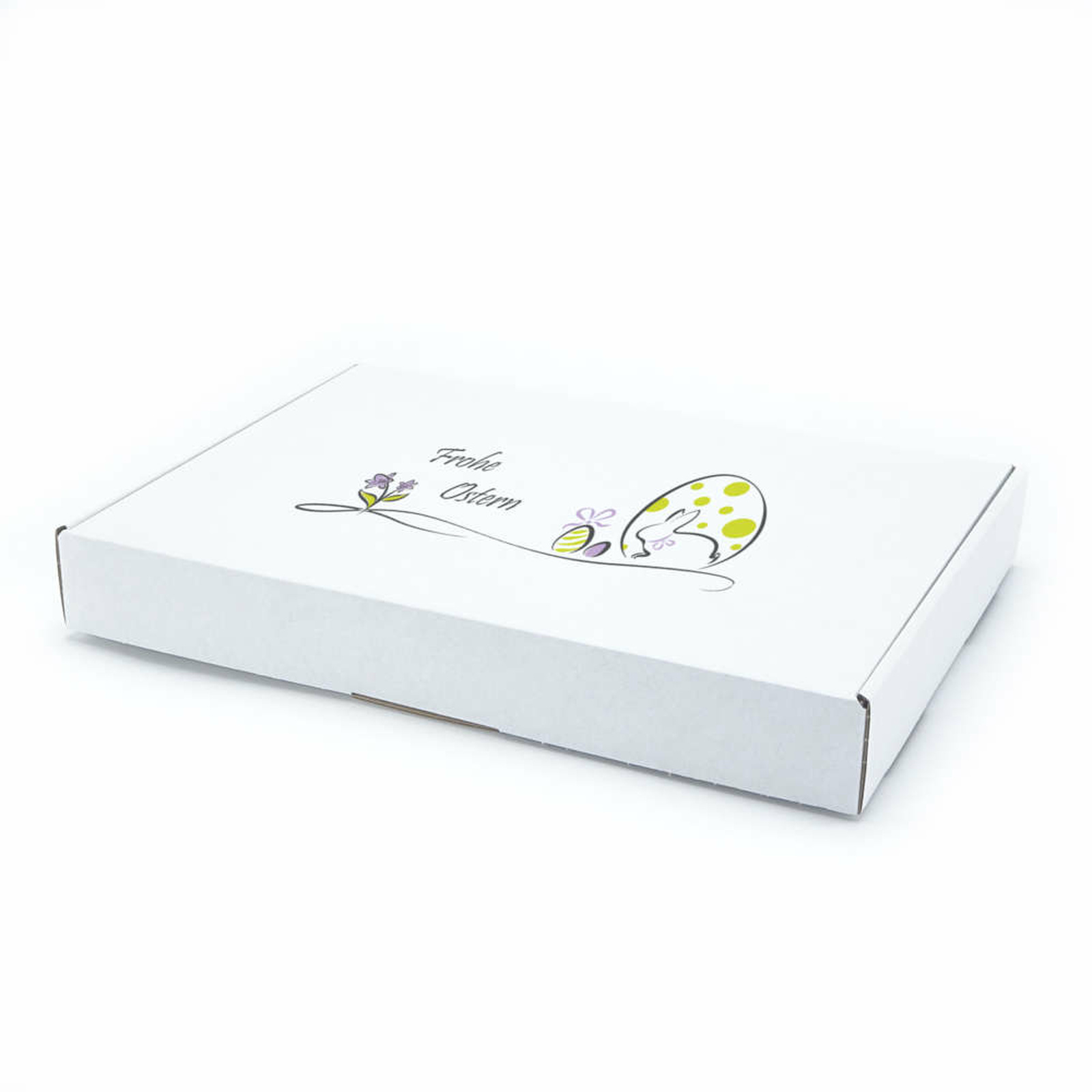 Maxi Letter Box 350x250x50 Mm With Easter Motif At Low